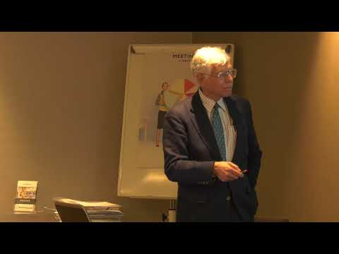 Prof. Martin Pall - Cellular Effects of Wi-fi and 5G via VGCC